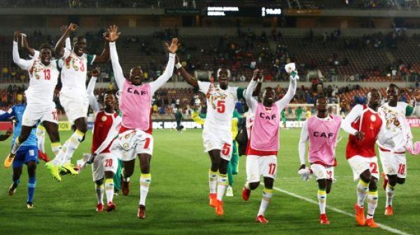 Mondial-2018: le Sénégal qualifié pour sa 2e Coupe du monde
