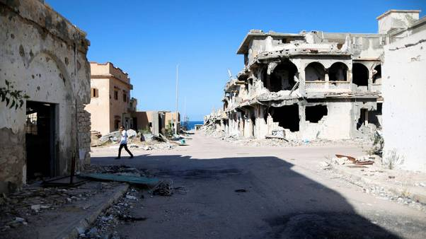 Militant threat hangs over Islamic State's former Libyan stronghold