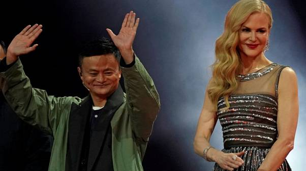 China shopping festival smashes record with $25 billion haul