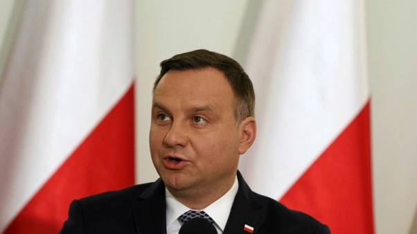 Poland's president, ruling party reach compromise on court reforms