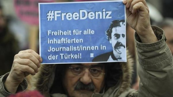 Jailed German-Turkish reporter sees Turkey drifting toward fascism