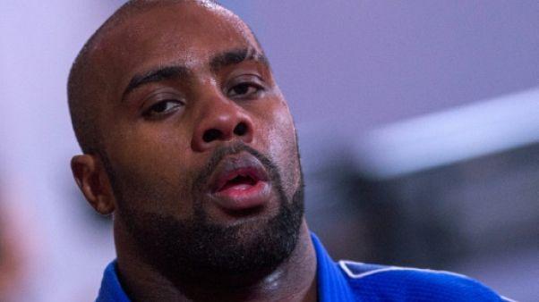 """Judo: Riner à deux victoires de la """"decima"""" aux Mondiaux toutes catégories"""