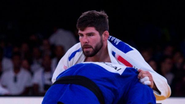 Judo: Maret s'arrête avant les quarts de finale des Mondiaux toutes catégories