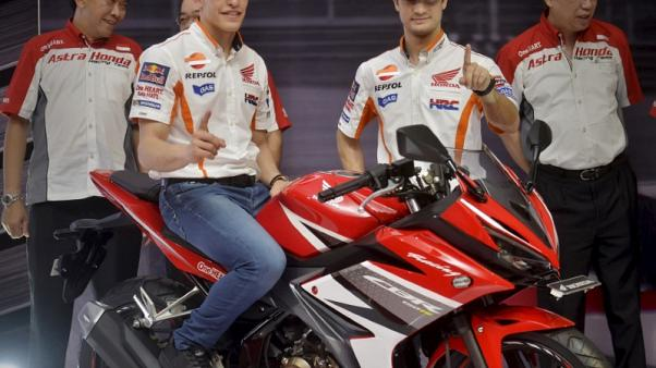 Marquez is MotoGP's youngest four times champion