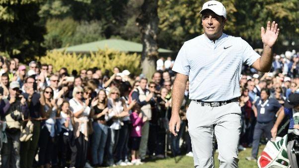 Golf: Nedbank Challenge, F.Molinari 5/o