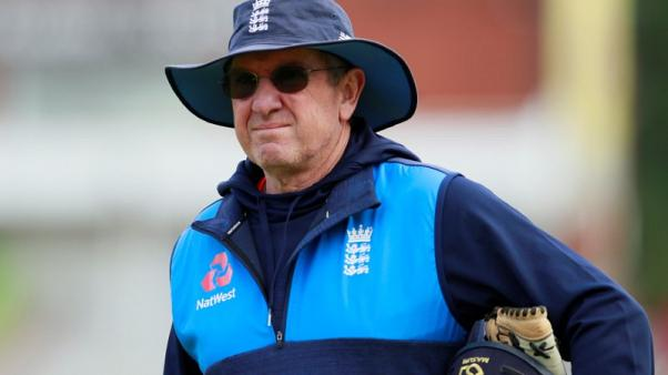 Cricket-England coach Bayliss concerned by batting collapses