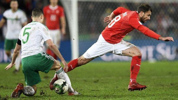 Mondiali: Svizzera 27ma qualificata