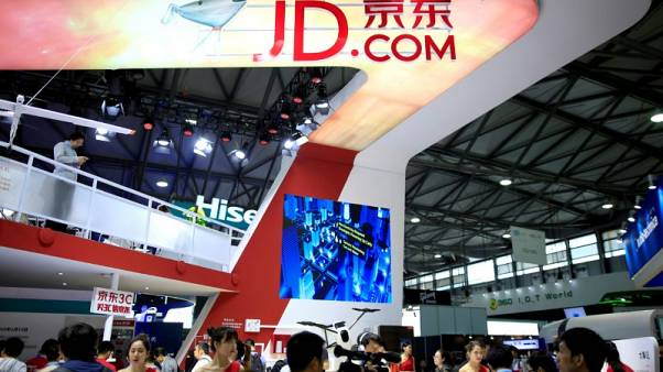 China's JD.com, Alibaba rival, reports $19.1 billion in shopping event sales