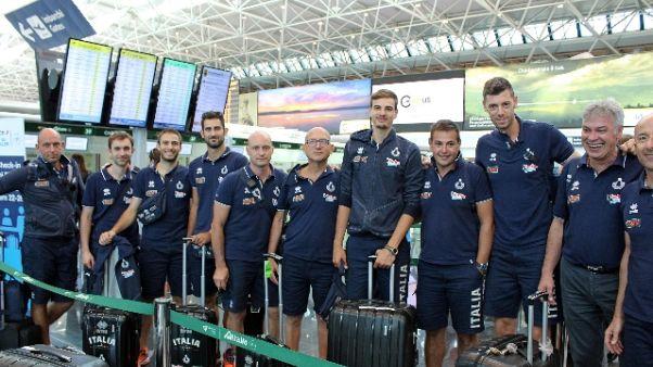 Mondiali volley,definite 24 partecipanti