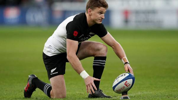 NZ's Barrett, Ioane on World Rugby Player of the Year shortlist