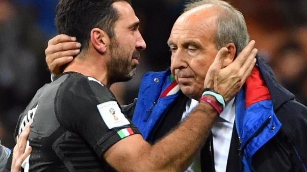 """Buffon """"Fallito anche a livello sociale"""""""