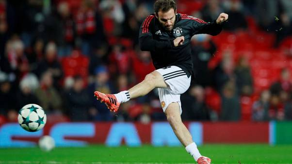 Manchester United must be ready for 'decisive' Christmas period - Mata