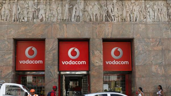 Vodacom revenue lifted by strong growth in South Africa