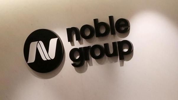 Noble Group says Jeffrey Frase resigns as co-CEO