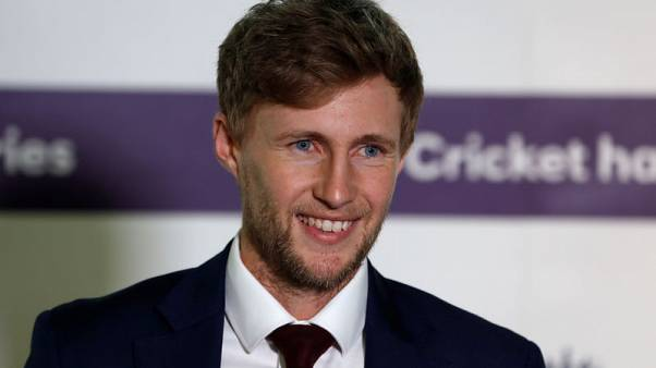 FILE PHOTO: Cricket - England - England Press Conference - Lord's Cricket Ground, London, Britain - October 27, 2017   England's Joe Root   Action Images via Reuters/Paul Childs