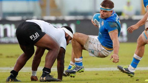 Rugby: Castello,Italia ha spirito giusto