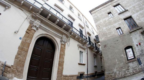 In palazzo '800 Taranto centro homeless