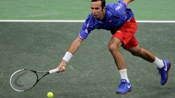 Czech Davis Cup winner Stepanek retires at 38