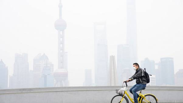 No joke - China government warns northern cities to get serious in war on smog