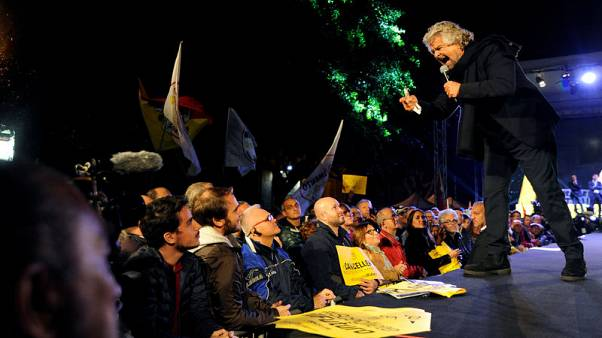 Italy's election pits populists against populists