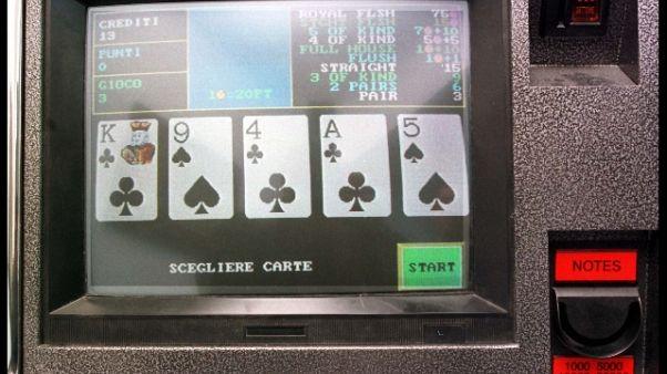 Gioco azzardo abusivo e truffa,7 arresti