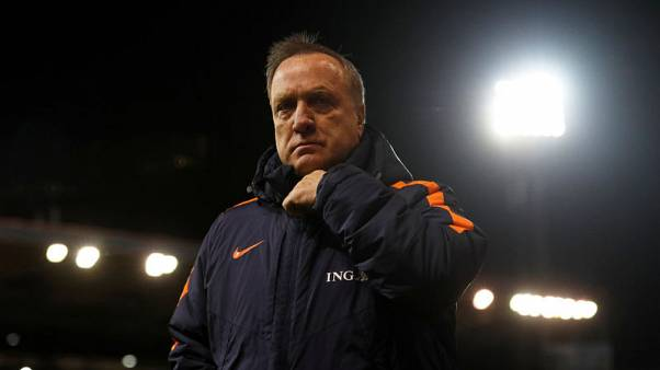 Soccer Football - International Friendly - Scotland vs Netherlands - Pittodrie Stadium, Aberdeen, Britain - November 9, 2017   Netherlands coach Dick Advocaat before the match   Action Images via Reuters/Lee Smith