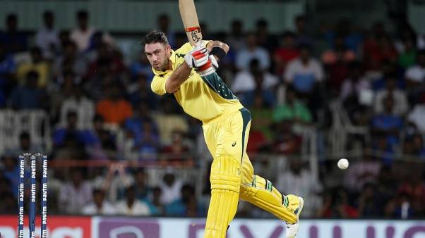 Cricket - Son of 'Boof' has Maxwell looking over his shoulder