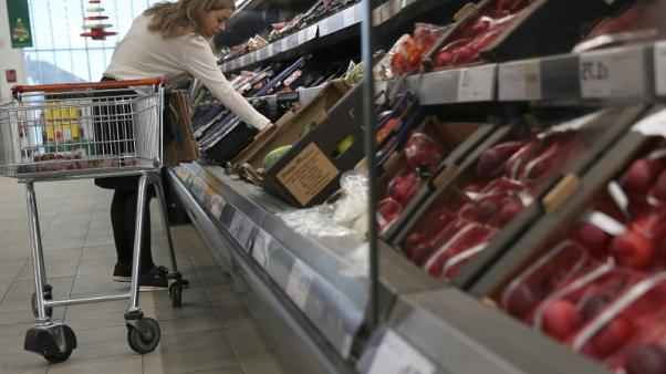UK grocery inflation hits highest level in four years - Kantar Worldpanel