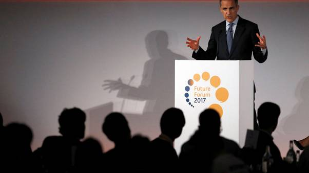 Nimble Bank of England will shield UK from Brexit effects - Carney