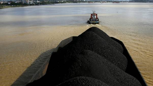 European insurers lead U.S. rivals in coal exit - campaign group