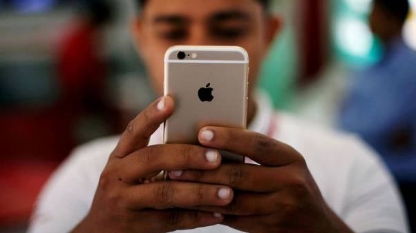 Exclusive - Apple to help India develop anti-spam app after face-off with regulator