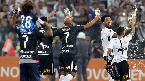 Corinthians beat Fluminense to take seventh league title