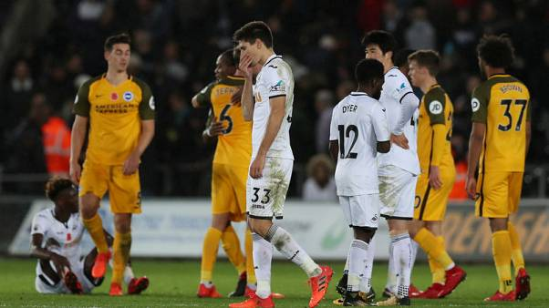 Brighton have already surpassed expectations, says Murray