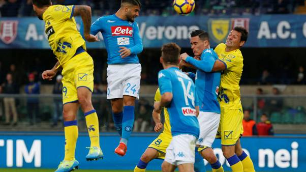 Fatigue and injuries start taking toll on Napoli