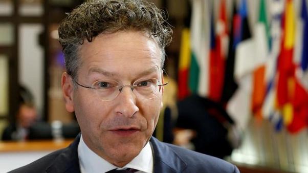 Large number of EU finance ministers want euro zone budget - Dijsselbloem