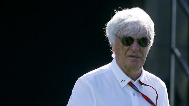 Germany Formula One - F1 - German Grand Prix 2016 - Hockenheimring, Germany - 30/7/16 - President and CEO of Formula One Management Bernie Ecclestone before practice. REUTERS/Ralph Orlowski   Picture Supplied by Action Images