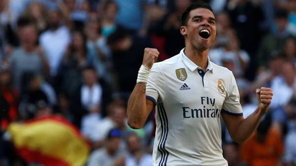 Former Real player Pepe criticises 'unenthusiastic' Madrid fans
