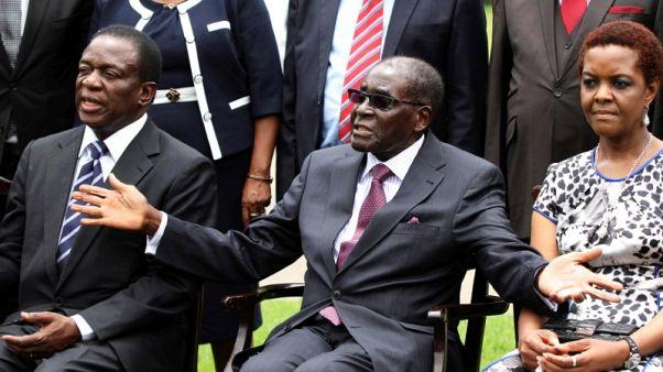 Zimbabwe's Mugabe sacks vice president Mnangagwa