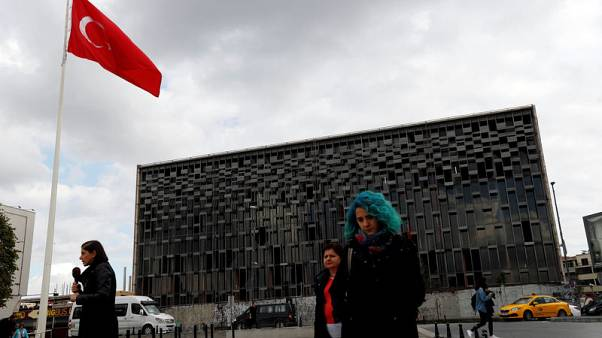 Turkey's Erdogan angers critics with plan to replace culture centre