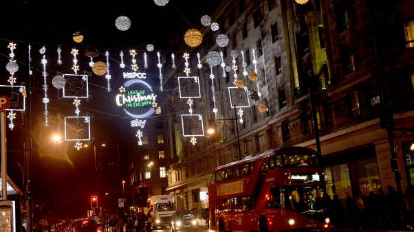 UK households feel the pinch as budget nears, Christmas sales seen down