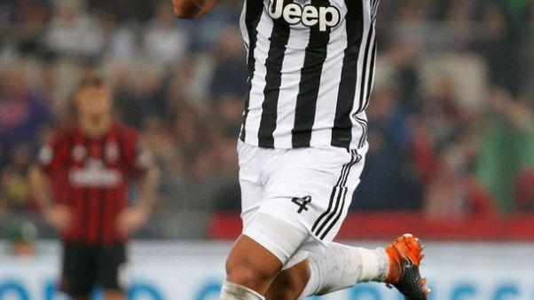 يوفنتوس يسحق ميلانو ويحرز لقب كأس ايطاليا للمرة الرابعة على التوالي
