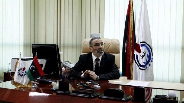 مصطفى صنع الله رئيس مجلس إدارة المؤسسة الوطنية للنفط في ليبيا - صورة من أرشيف رويترز.