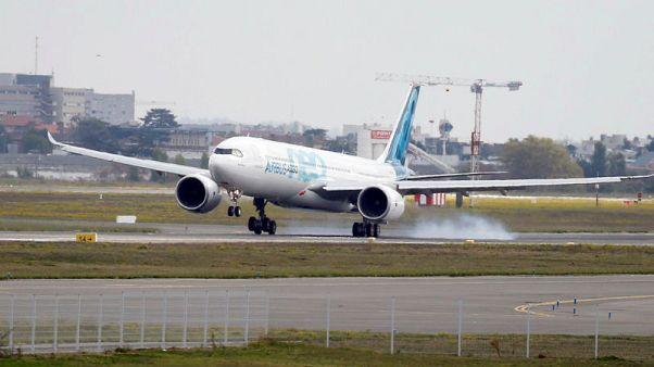 الخطوط السنغالية توقع مذكرة تفاهم لشراء طائرتين A330 نيو من ايرباص