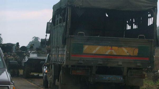 مصادر: جنود يسيطرون على مقر هيئة البث الرسمية في زيمبابوي