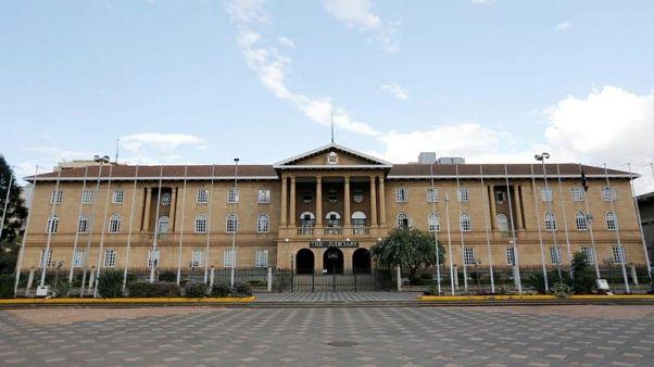 منظر عام لمبنى المحكمة العليا في العاصمة الكينية نيروبي في صزرة التقطت يوم 20 سبتمبر أيلول 2017. تصوير: توماس موكويا - رويترز