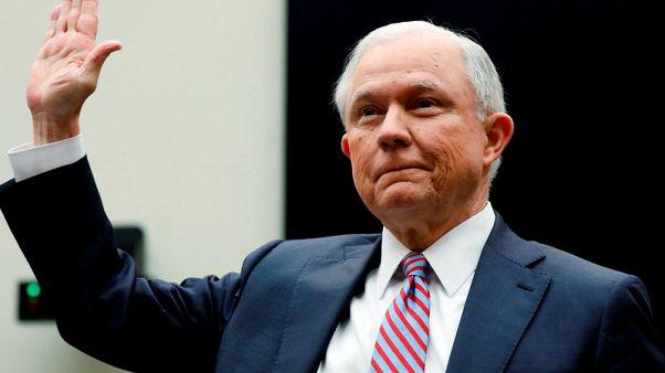 وزير العدل الأمريكي يمثل أمام لجنة المخابرات بمجلس النواب