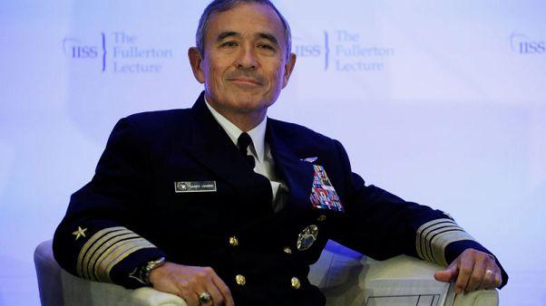 قائد أمريكي: الدبلوماسية المدعومة بالقوة العسكرية ضرورية مع كوريا الشمالية