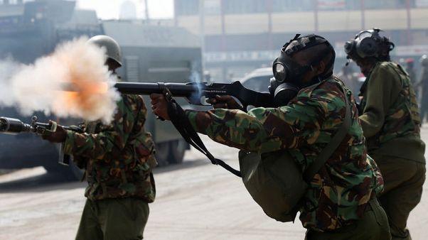 مقتل شخصين بالرصاص خلال تفريق الشرطة الكينية مؤيدين للمعارضة