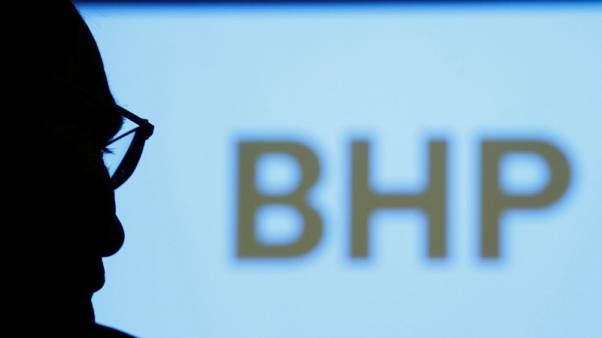 BHP says hopes to exit U.S. shale business within two years