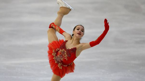 Russian Zagitova takes second grand prix title